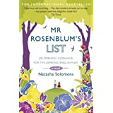Mr. Rosenblum's List: Or Friendly Guidance for the Aspiring Englishmanby Natasha Solomons