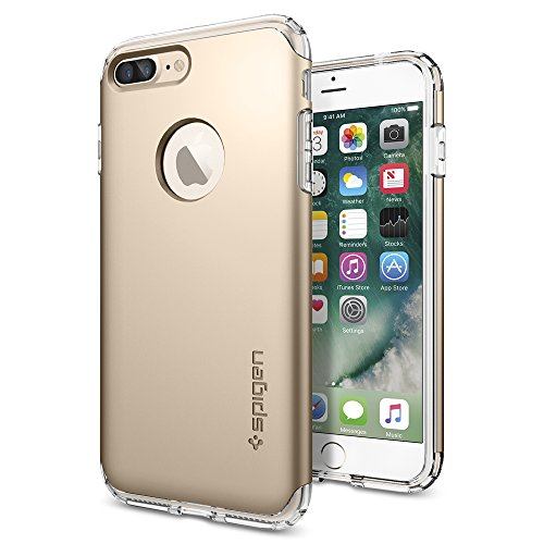 iPhone-7-Plus-Case-Spigen-Hybrid-Armor-AIR-CUSHION-Champagne-Gold-Clear-TPU-PC-Frame-Slim-Dual-Layer-Premium-Case-for-Apple-iPhone-7-Plus-043CS20699