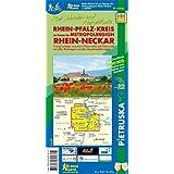 Rhein-Pfalz-Kreis im Herzen der Metropolregion Rhein-Neckar: Rad-, Wander- und Freizeitkarte, Maßstab 1:40.000