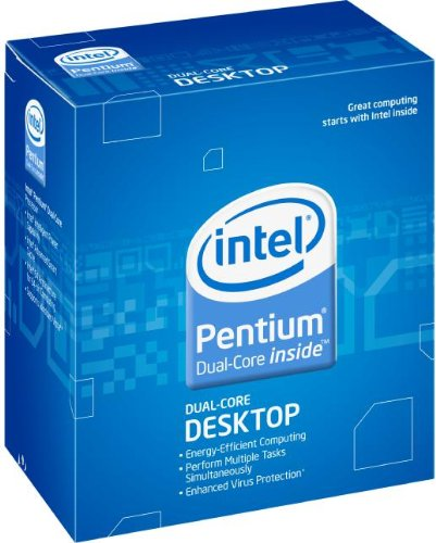 Intel BX80571E5400 E5400 Pentium Dual-core Processor - 2.70 GHz,2MB Cache,800MHz FSB,Socket LGA775,45 nm,3 Year Warranty,Retail Boxed