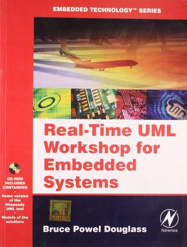 Real-Time UML Workshop for Embedded System (With CD)