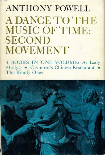 A Dance to the Music of Time: Second Movement (3 Vols in 1)