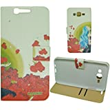 For Samsung Galaxy J7 Flip Cover Case : MACC Designer Fancy Premium Flip Cover Case For Samsung Galaxy J7 - DESIGN22