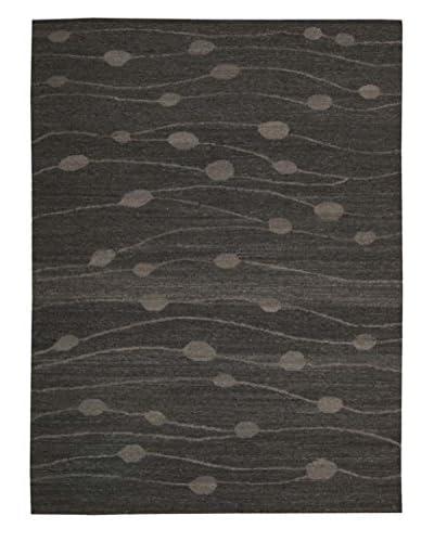 Calvin Klein Organic Weave Rug, Charcoal, 5' 6 x 7' 5