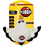 Jakks Plubber Dog Toy, Snow Goose, Large