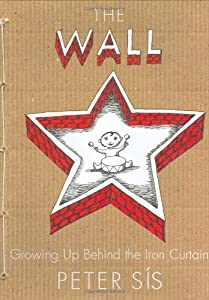"Cover of ""The Wall: Growing Up Behind the..."