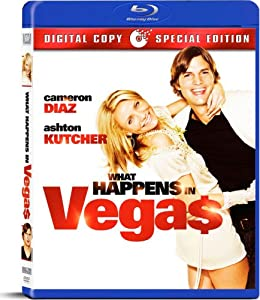 NEW Kutcher/diaz - What Happens In Vegas (Blu-ray)