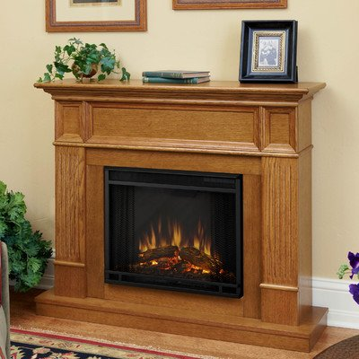 Real Flame 3150E-LO Camden Electric Fireplace photo