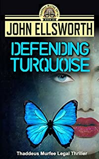 (FREE on 11/18) Defending Turquoise by John Ellsworth - http://eBooksHabit.com