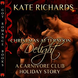 Christmas Afternoon Delight Audiobook