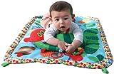 The Very Hungry Caterpillar Eric Carle Playmat and Pillow ベイビー 赤ちゃん はらぺこあおむし エリック・カール プレイマット & まくら ランキングお取り寄せ