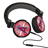 MLB Los Angeles Angels Oversized Logo Headphones at Amazon.com