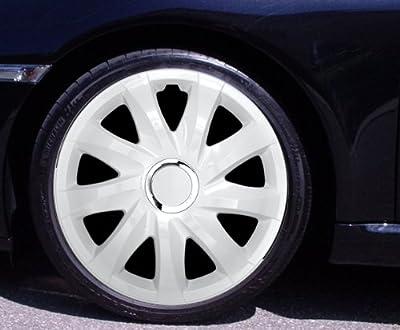 Radkappen DRIFT weiss 16 Zoll BMW 1er E87 E82, 3er E36 E46 E90 E91 E92 E93 von Autoteppich-Stylers GmbH auf Reifen Onlineshop