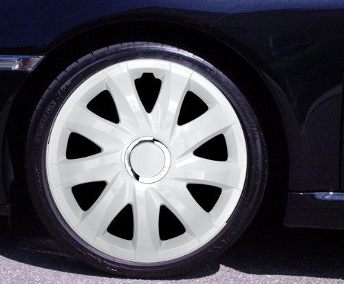 Radkappen DRIFT weiss 14 Zoll Volkswagen VW Corrado, Fox, Golf 2, 3, 4, Cabrio, Vento, Jetta
