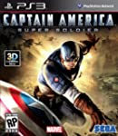 Captain America - PlayStation 3 Stand...