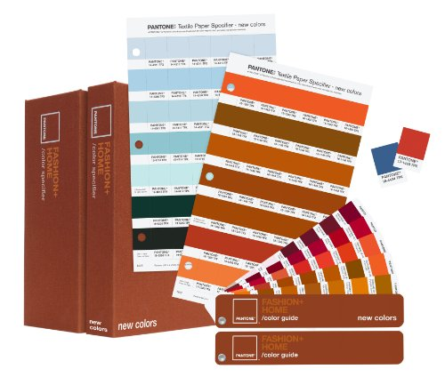Pantone FPP120 Color Guide and Specifier set