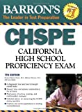 img - for Barron's CHSPE: California High School Proficiency Exam by Sharon Weiner Green (2007-09-01) book / textbook / text book