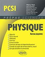 Physique PCSI Conforme au Programme 2013