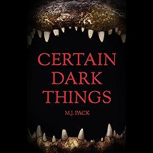 Certain Dark Things Audiobook