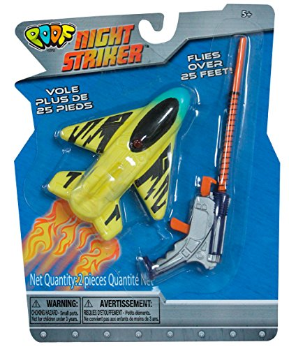 POOF Night Striker Plane - 1