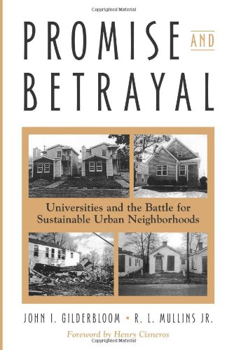 Promise And Betrayal: Universities And The Battle For...