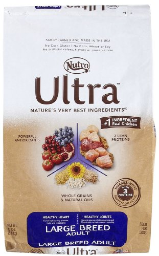 Ultra Large Breed Adult 15Lb Replaces Nu51320 Temp Disco