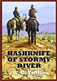 img - for Hashknife Of Stormy River book / textbook / text book