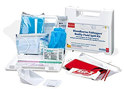 First Aid Only Bloodborne Pathogen Bodily Spill Kit from First Aid Only