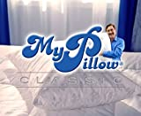 My Pillow Classic Series Bed Pillow, Standard/Queen Size, Medium