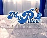 My Pillow Classic Series Bed Pillow, Standard/Queen Size, Medium
