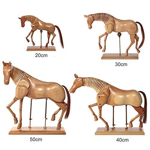 artina-modele-de-dessin-figurine-pour-dessin-cheval-en-bois-30cm