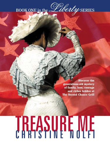 Kindle Nation Bargain Book Alert: You'll Treasure The Sweet And Sassy Mix of Mystery, Romance And Comedy in Christine Nolfi's Treasure Me—4.5 Stars Out of 58 Rave Reviews. Just $2.99 on Kindle!