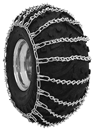 Security Chain Company QG0636 Quik Grip ATV Tire Traction Chain – Set of 2