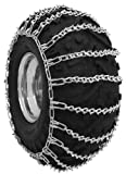 Security Chain Company QG0644 Quik Grip ATV Tire Traction Chain - Set of 2
