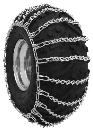 Security Chain Company QG0660 Quik Grip ATV Tire Traction Chain - Set of 2
