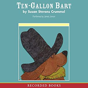 Ten Gallon Bart Audiobook