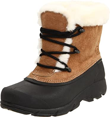 Sorel Women's Snow Angel Lace Boot,Rootbeer,5 M