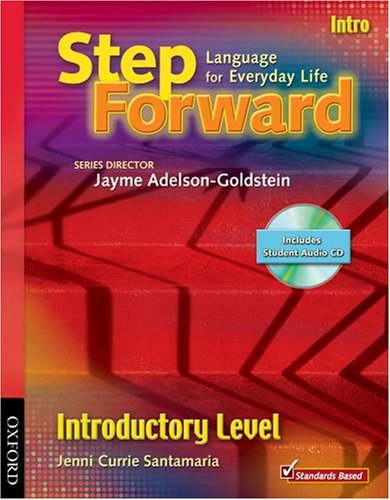 Step Forward Intro Student Book with Audio CD