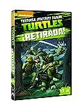 Las Tortugas Ninja: Retirada! DVD España