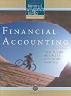 Financial Accounting by Kimmel