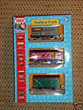 Thomas & Friends Trucks & Track Trackmaster Toad & Trucks