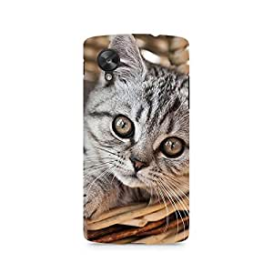TAZindia Designer Printed Hard Back Case Mobile Cover For LG Nexus 5
