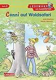 Conni auf Waldsafari