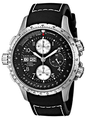 Hamilton H77616333 - Reloj para hombres