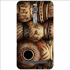 Asus ZenFone 2 ZE551ML Back Cover - Nice Designer Cases