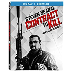 Contract To Kill [Blu-ray]