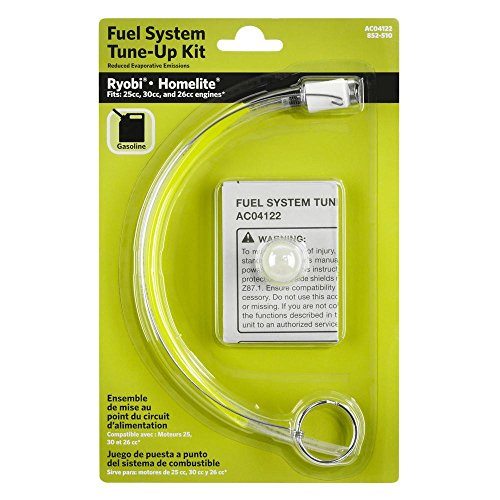 Ryobi AC04122 Primer Bulb and Fuel Line Kit for Ryobi and Homelite products (Ryobi Gas Hedge Trimmer compare prices)