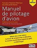 Le Manuel de Pilotage