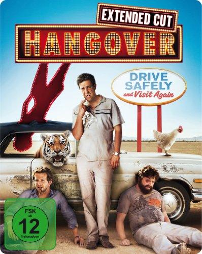 Hangover (limitiertes Steelbook, exklusiv bei Amazon.de) [Blu-ray]