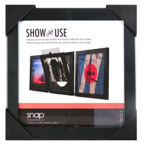 Snap Show and Use Vinyl Record Frame (Display Record compare prices)